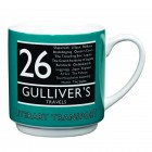 Gulliver's Travels Literary Transport Mug
