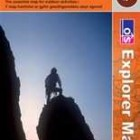 Cadair Idris & Bala Lake OS Explorer Map OL23 (1:25 000)