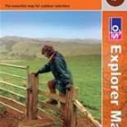 The Long Mynd & Wenlock Edge OS Explorer Map 217 (1:25 000)