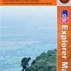 Wrexham & Llangollen OS Explorer Map 256 (1:25 000)