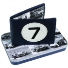 Stirling Moss Leather Wallet