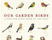 Our Garden Birds - Matt Sewell (Signed Copy)