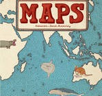Maps by Aleksandra Mizielinska & Daniel Mizielinski