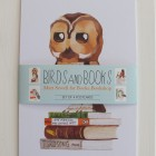 Birds & Books Postcards