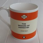 The Wizard of Oswestry Mug