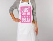 Just Call Me Delia Apron