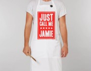 Just Call Me Jamie Apron