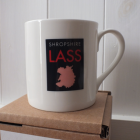 Shropshire Lass Mug