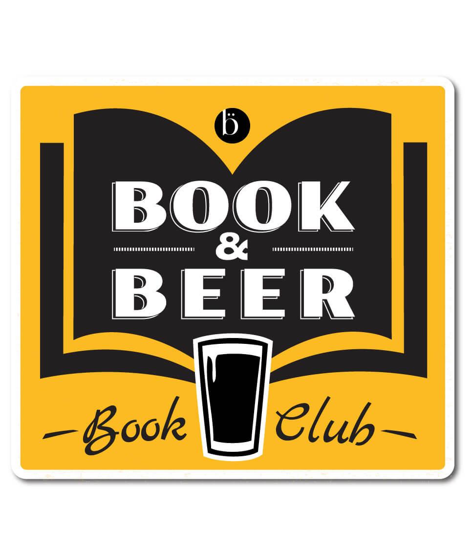 Book & Beer book club
