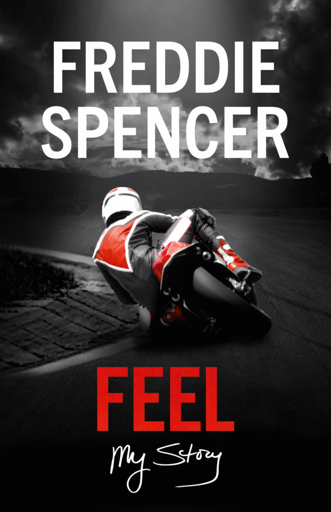 Feel My Story, Freddie Spencer