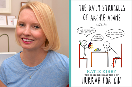Katie Kirby – Hurrah for Gin