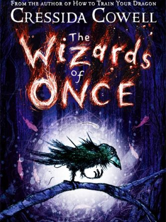 The Wizards of Once, Cressida Cowell