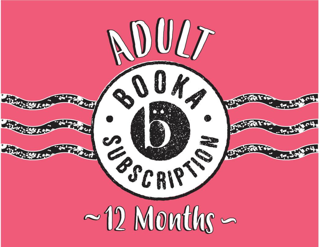 Adult Subscription 12 months