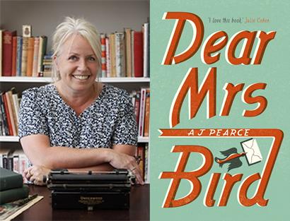 AJ Pearce – Dear Mrs Bird
