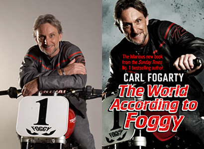 An Evening with Carl Fogarty