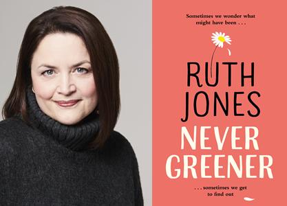 Ruth Jones – Never Greener