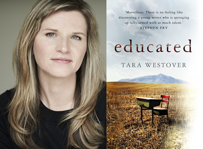 Tara Westover – Educated