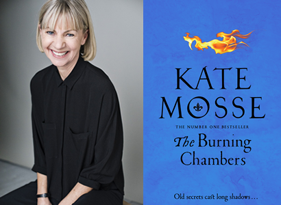Kate Mosse – The Burning Chambers