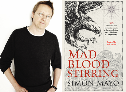 Simon Mayo – Mad Blood Stirring