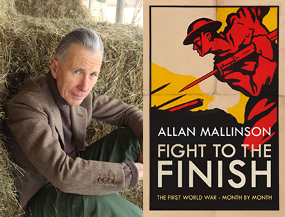 Allan Mallinson – Fight to the Finish
