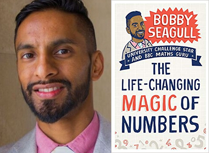 Bobby Seagull – The Life-Changing Magic of Numbers