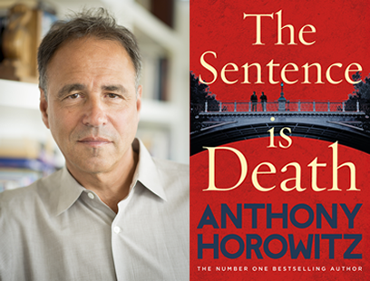 Anthony Horowitz – The Sentence is Death