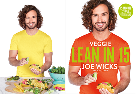 An Evening with Joe Wicks – The Body Coach