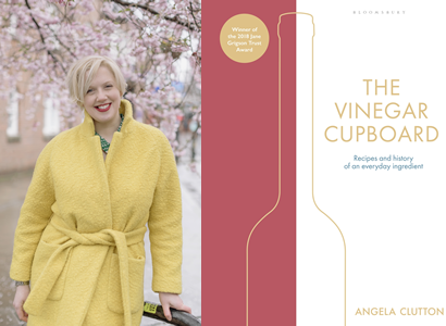 Angela Clutton – The Vinegar Cupboard