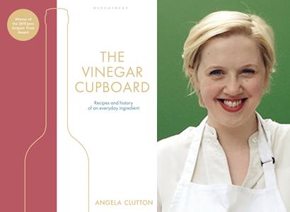 Angela Clutton – The Vinegar Cupboard
