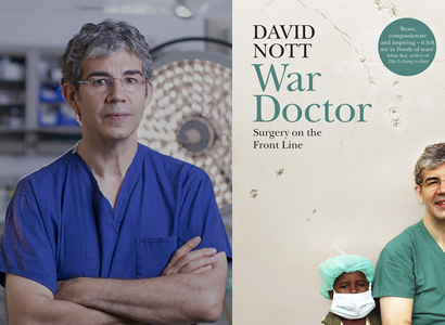 David Nott – War Doctor: Surgery on the Frontline