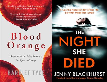 'Twists in the Tale' – Harriet Tyce & Jenny Blackhurst