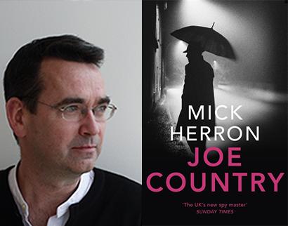 Mick Herron – Joe Country