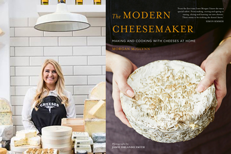 The Modern Cheesemaker – Morgan McGlynn