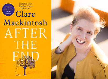 An Evening with Clare Mackintosh – After the End