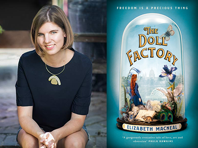 "Elizabeth Macneal's ""The Doll Factory"""