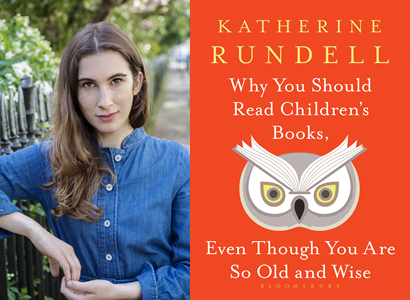 Katherine Rundell – Why You Should Read Children's Books