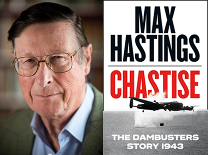 An Evening with Max Hastings – The Dambusters