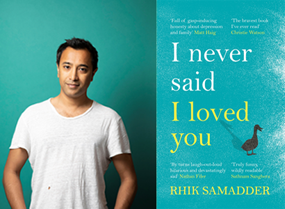 Rhik Samadder – I Never Said I Loved You