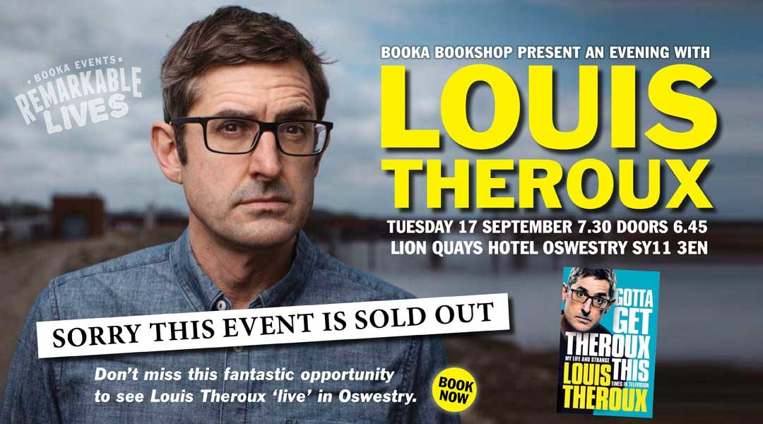 When Louis Theroux Came to Booka