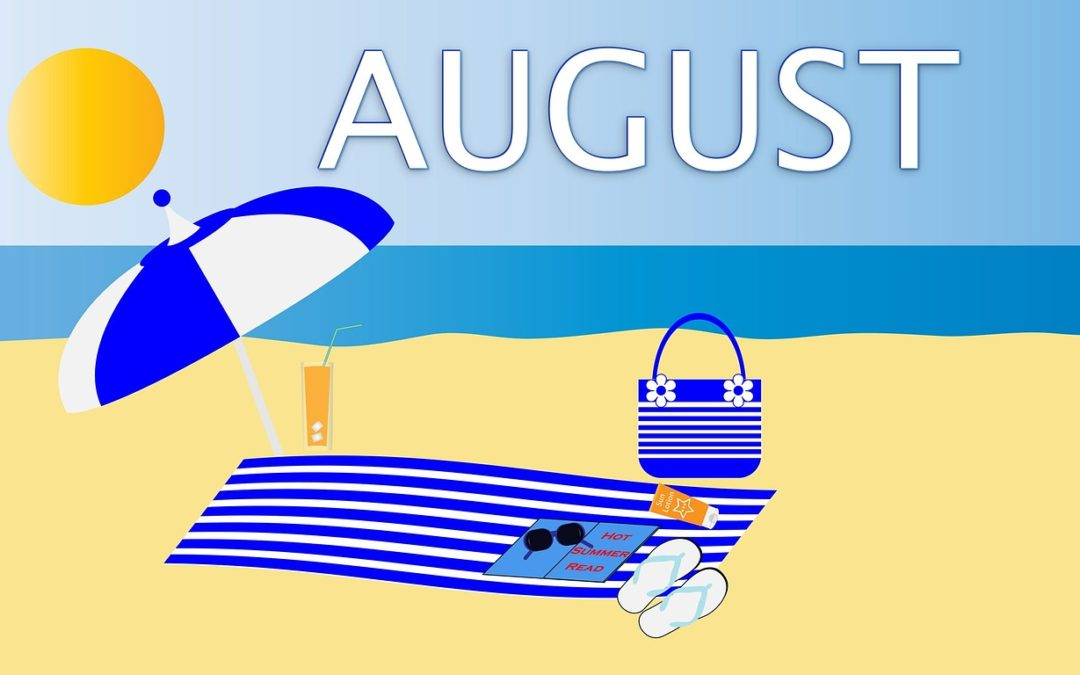 What to Read in August 2019