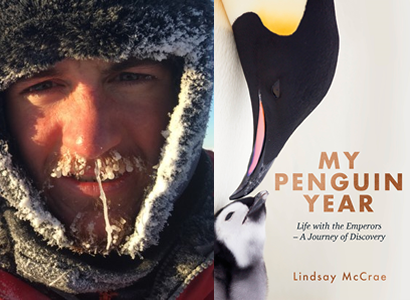 Lindsay McCrae – My Penguin Year: Living with the Emperors