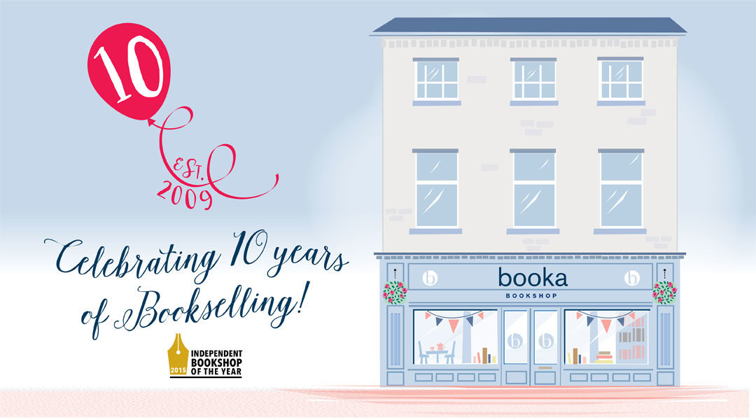 So what's it really like to own an independant book shop? Q & A