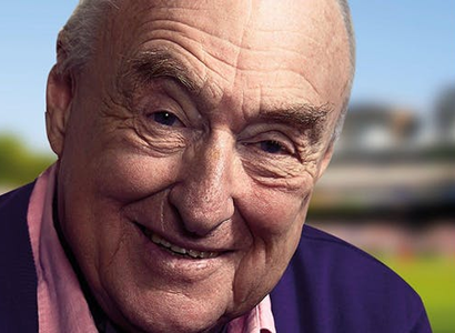 Henry Blofeld – Book Signing