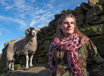 The Yorkshire Shepherdess – An Evening with Amanda Owen