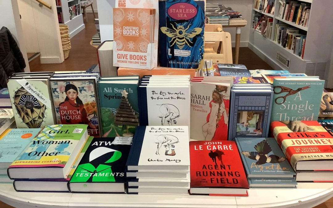Give Books: Books for the Book Lovers