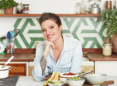 An Evening with Jack Monroe – Vegan(ish)