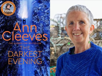 A Virtual Afternoon with Anne Cleeves – The Darkest Evening