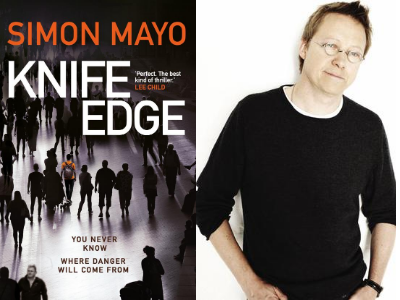 A Virtual Evening with Simon Mayo – Knife Edge