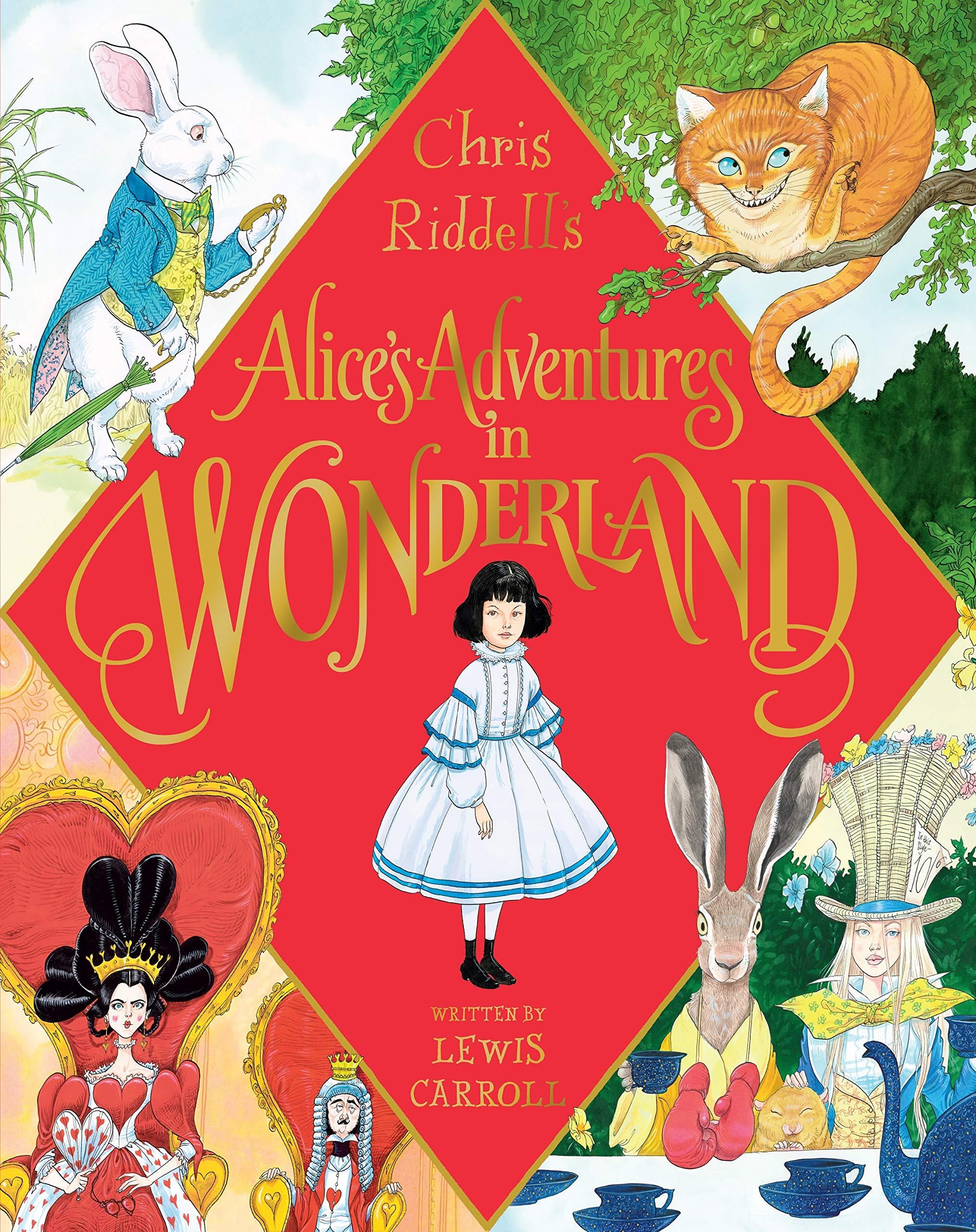 Alice's Adventures in Wonderland – Signed Copy  Booka Bookshop