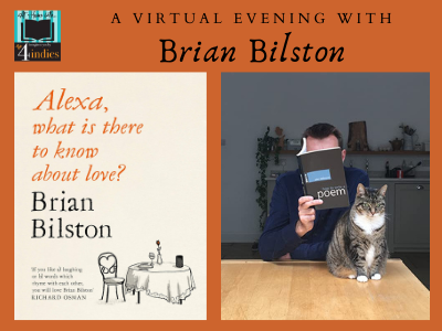 A Virtual Evening with Brian Bilston